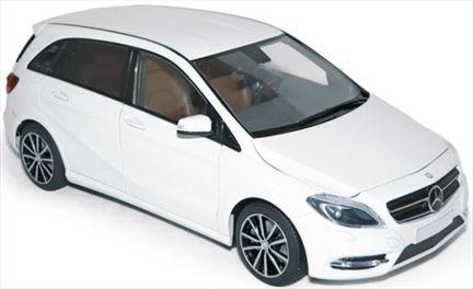 Mercedes-Benz B180 2011