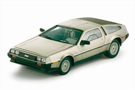 Back To The Future DeLorean 1981