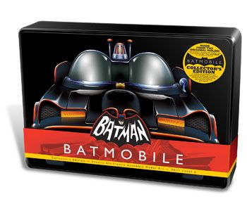 Classic Batmobile Collector's Edition Batman