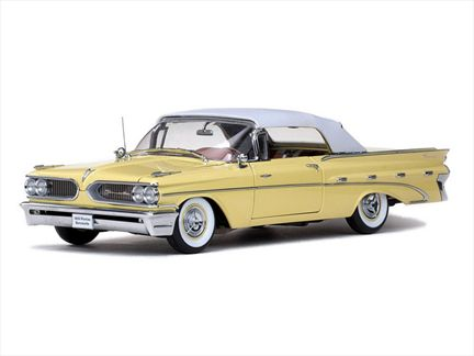 Pontiac Bonneville 1959 Closed Convertible **LOW STOCK**
