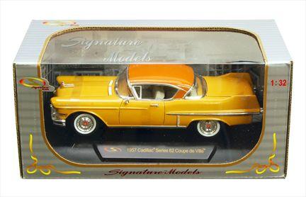 Cadillac Series 62 Coupe De Ville 1957