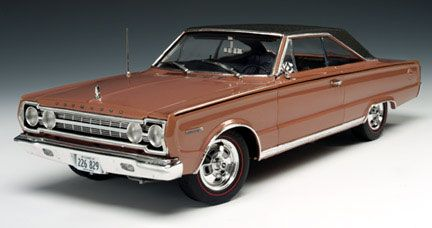 Plymouth Belvedere II 1967