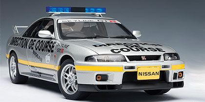 Nissan Skyline GT-R (R33) Lemans Pace Car 1997