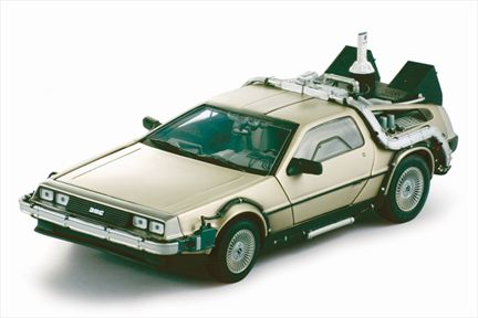 Back To The Future II DeLorean **low stock**
