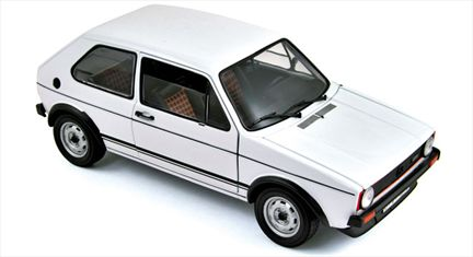 Volkswagen Golf GTI 1977