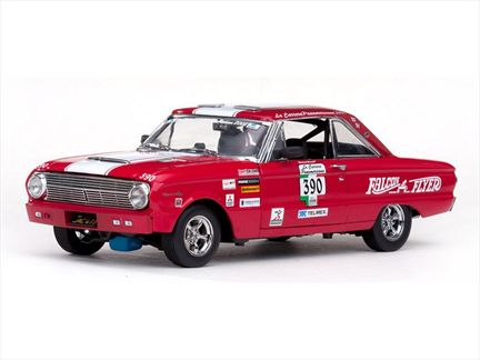 Ford Falcon 1963 Racing