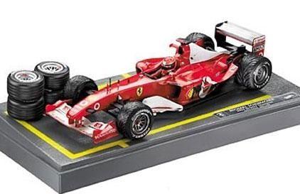Ferrari F1 Michael Schumacher