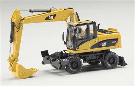 Norscot 1/50 CAT M316D Wheel Excavator
