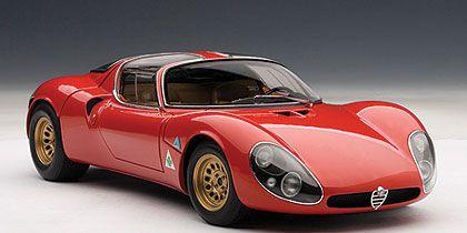 Alfa Romeo 33 Stradale Prototype 1967