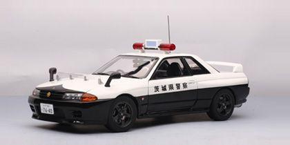 Nissan Skyline GT-R (R32) Police Car (Ibaraki-Kenkei)