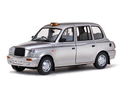 1998 TX1 London Taxi Cab