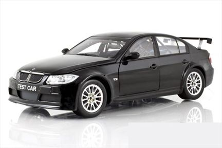 BMW 320Si WTCC 2008 Test Car