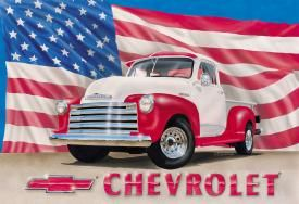 Chevy 51' Pick Up