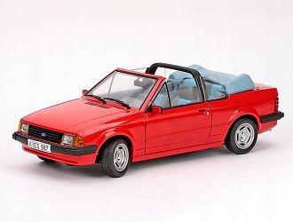 Ford Escort Mk III Cabrio 1984