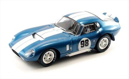 Ford Shelby Cobra Daytona Coupe 1965 #98