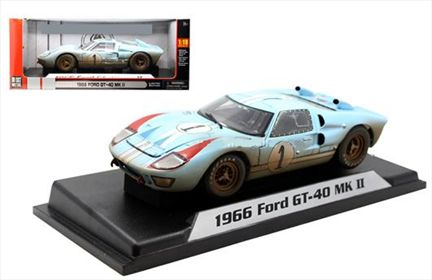 Ford GT-40 MKII 1966 #1 (Dirty Version) (Oct 26)