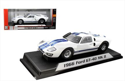 Ford GT-40 MKII 1966 **Low Stock**