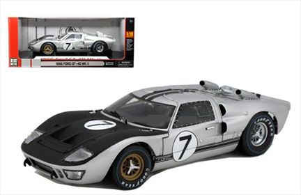 Ford Shelby GT-40 MKII 1966 #7 **Low Stock**